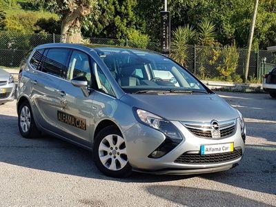 usado Opel Zafira Tourer 1.6 CDTi 136CV Cosmo 7L