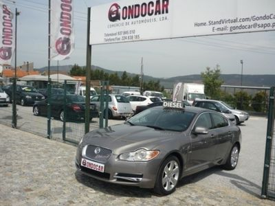 usado Jaguar XF luxury