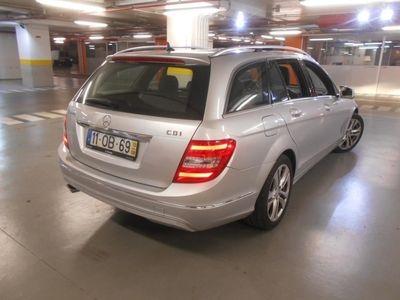 usado Mercedes C220 ClasseCDi Avantgarde BE 136g Aut