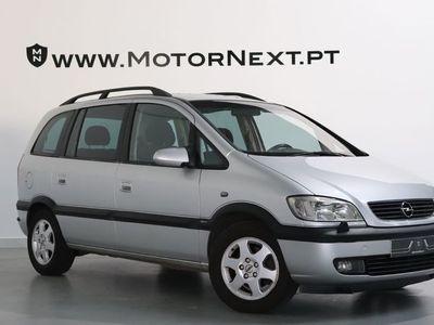 usado Opel Zafira 1.6 Elegance 7 Lugares