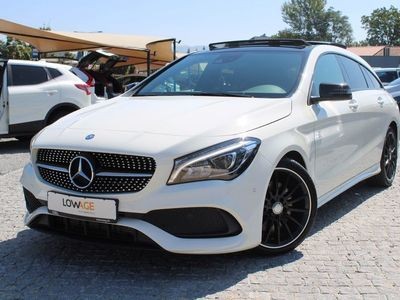 usado Mercedes CLA220 CDI Shooting Break AMG Pack Night Auto
