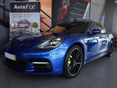 usado Porsche Panamera 4 E-HYBRID NACIONAL