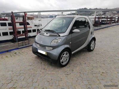 brugt Smart ForTwo Coupé passion cdi