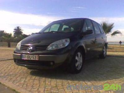 usado Renault Grand Scénic dci 1.5