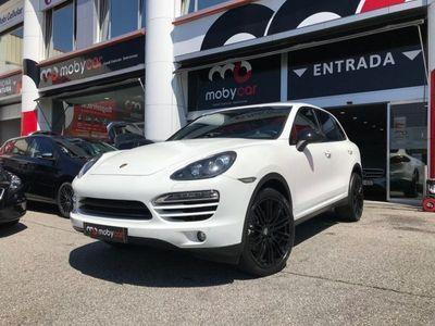usado Porsche Cayenne 3.0 Diesel SPORT Platinium Edition