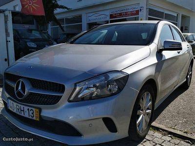 usado Mercedes A160 Style Caixa Automáti