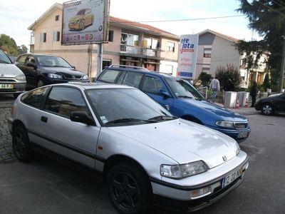 usado Honda CR-X impecavel 1.6 -16 v 130 cv