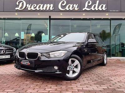 usado BMW 318 d Touring Line Sport