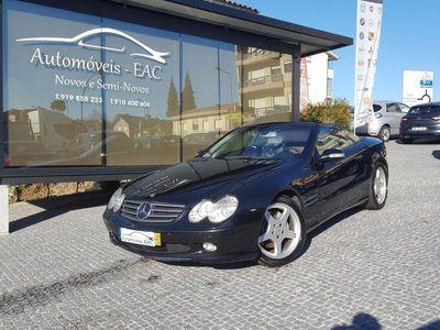 usado Mercedes SL500 V8