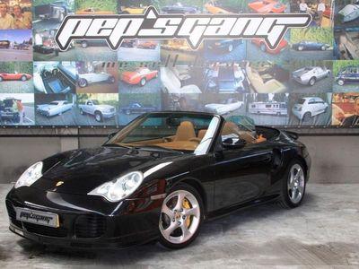 usado Porsche 996 Turbo Turbo