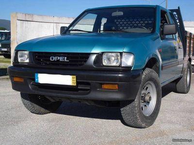 usado Opel Campo 2.5 4X4 TURBO