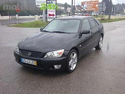 usado Lexus IS200 sport