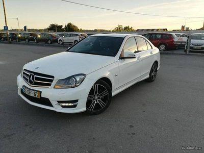 usado Mercedes C250 204CV NACIONAL AMG