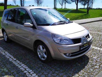 usado Renault Grand Scénic 1.5 DCI DYNAMIQUE S - 7 LUGARES
