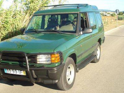 usado Land Rover Discovery 300 2.5 TDI