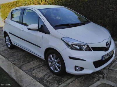 usado Toyota Yaris 1.4 diesel -