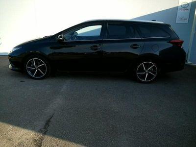 usado Toyota Auris Touring Sports 1.4D TS Comfort+P. Techno+P. Sport