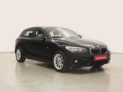 brugt BMW 116 d Line Sport Auto