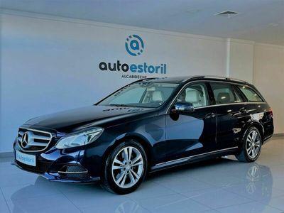usado Mercedes E300 BlueTEC Hybrid Avantgarde Station 7G-Tronic