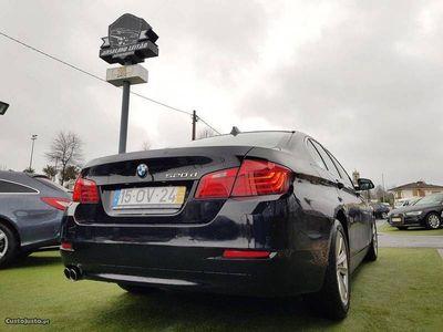 usado BMW 520 Nacional Unico Dono