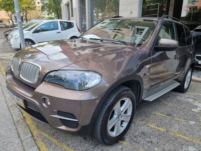 usado BMW X5 40 xd Nacional