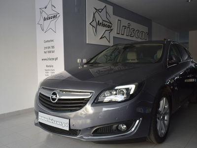 usado Opel Insignia Sports Tourer 1.6Cdti Cosmo 136Cv