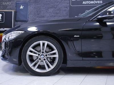usado BMW 420 Gran Coupé Série 4 d Aut. 190cv