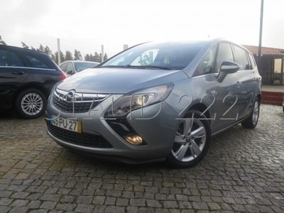 brugt Opel Zafira 1.6 CDTi Cosmo 7L GPS / TETO PANORÂMICO