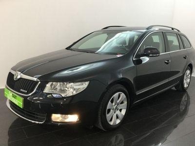 usado Skoda Superb Break 1.6 TDi Ambition Greenline