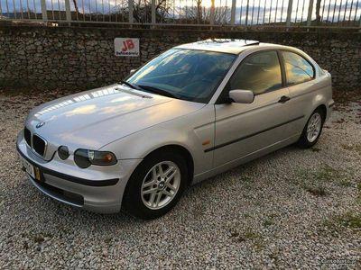 usado BMW 316 Compact ti 1.8i 115 CV Nacional Muitos Extras