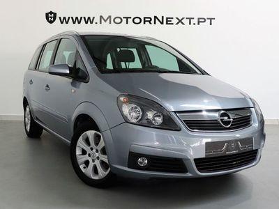 usado Opel Zafira 1.9 Cdti (7 Lugares)