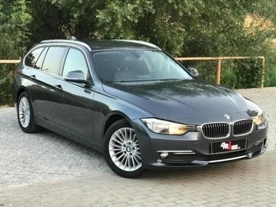 second-hand BMW 318 d Touring Line Luxury
