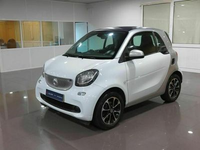 usado Smart ForTwo Coupé 0.9 Passion 90 Aut.