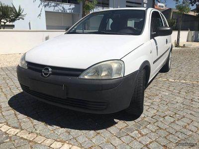 usado Opel Corsavan Corsa1.7di