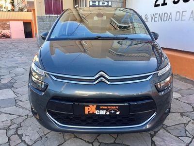 usado Citroën C4 Picasso 1.6 BlueHDI Exclusive 115cv Cx Automatica