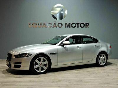 usado Jaguar XE 2.0 D Portfolio Aut.