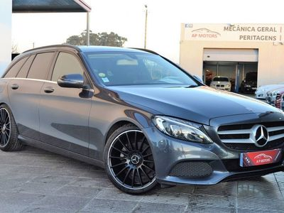 usado Mercedes C200 Station BlueTec
