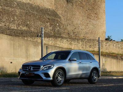gebraucht Mercedes GLC250 4Matic AMG 9G-Tronic