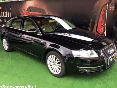 używany Audi A6 3.0 TDi V6 quattro Tip.