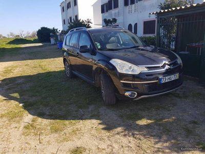 usado Citroën C-Crosser 2.2HDI 4X4