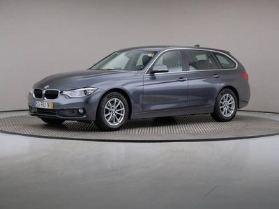 usado BMW 320 3 Serie D Touring Advantage Auto