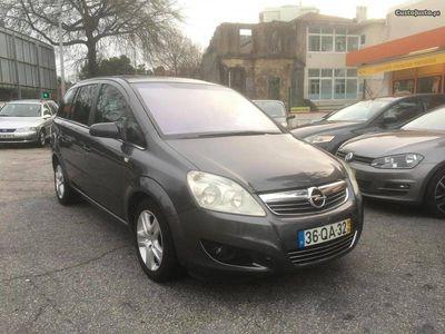 usado Opel Zafira 1.9cdi 7 lugares