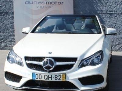 usado Mercedes E250 AMG CABRIO