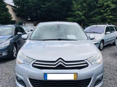 usado Citroën C4 1.6 HDI 110CV EXCLUSIVE