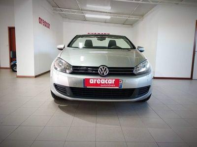 usado VW Golf Cabriolet Bluemotion