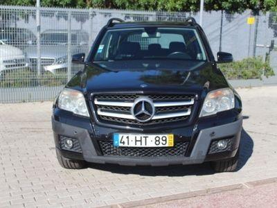 usado Mercedes GLK220 ClasseCDI 4Matic