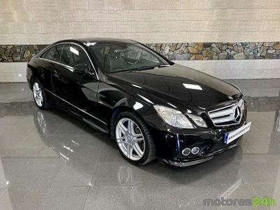 usado Mercedes E250 CGi AMG Coupé