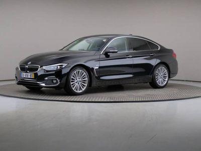usado BMW 420 Gran Coupé 4 Serie 420 d Gran Coupé L.Luxury Auto, d Line Luxury Auto