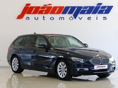 usado BMW 318 Série 3 d Touring Modern Line (GPS)