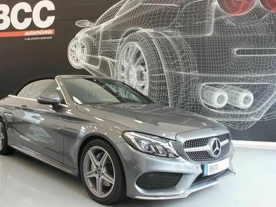 usado Mercedes C220 d AMG NACIONAL AUTO